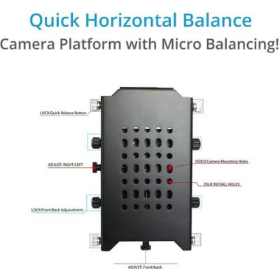 FLYCAM HD-3000 HANDHELD VIDEO STABILIZER (FLCM-HD-3-QT)