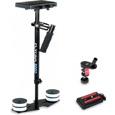 FLYCAM 5000 VIDEO STABILIZER WITH QUICK RELEASE PLATE (FLCM-5000-Q)