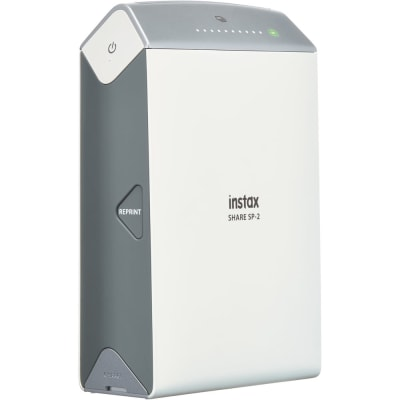 FUJIFILM SP-2 INSTAX SHARE SMARTPHONE PRINTER (SILVER)