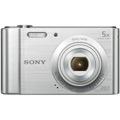 SONY W800 SILVER CYBER SHOT (DSC W800) DIGITAL CAMERA