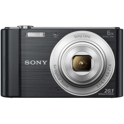 SONY W810 BLACK CYBER SHOT (DSC W810) DIGITAL CAMERA