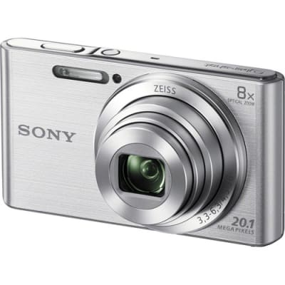 SONY W830 SILVER CYBER SHOT (DSC W830) DIGITAL CAMERA