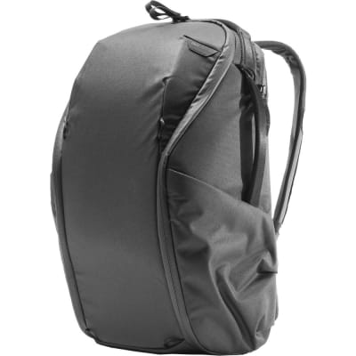PEAK DESIGN EVERYDAY BACKPACK 20L ZIP V2 // BLACK