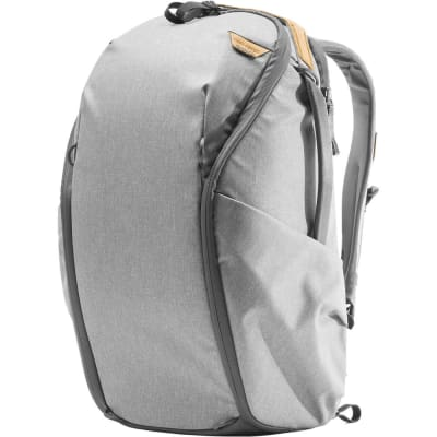 PEAK DESIGN EVERYDAY BACKPACK 20L ZIP V2 // ASH