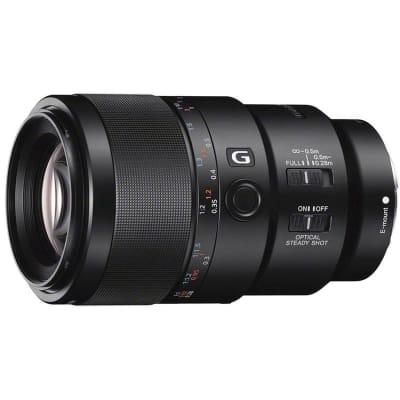 SONY 90MM F2.8 MACRO G OSS SEL90M28G FE
