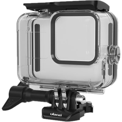 ULANZI DIVING WATERPROOF BLACK HOUSING CASE FOR GOPRO HERO8 (196')