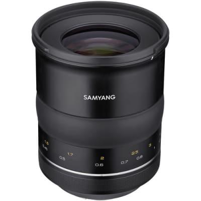 SAMYANG XP 50MM F/1.2 LENS FOR CANON EF