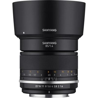SAMYANG 85MM F/1.4 MK II LENS FOR CANON M