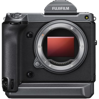 FUJIFILM GFX 100S MEDIUM FORMAT MIRRORLESS CAMERA (BODY ONLY)