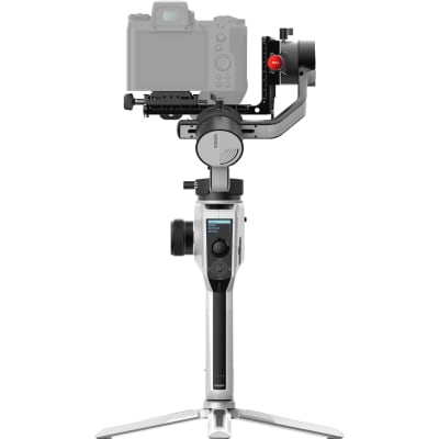 MOZA AIRCROSS 2 3-AXIS HANDHELD GIMBAL STABILIZER (WHITE)