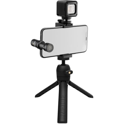 RODE VLOGGER KIT USB-C EDITION FILMMAKING KIT FOR MOBILE DEVICES WITH USB TYPE-C PORTS