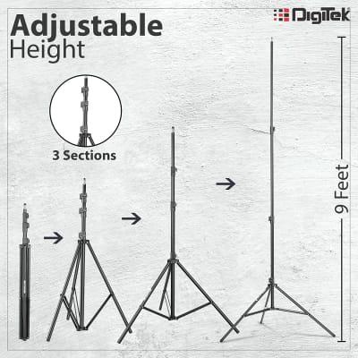 DIGITEK LIGHT STAND DLS-009