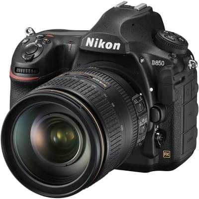 NIKON D850 WITH 24-120MM VR LENS
