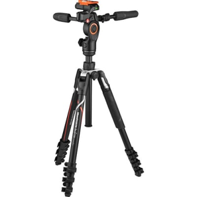 MANFROTTO BEFREE 3-WAY LIVE ADVANCED DESIGNED FOR SONY ALPHA CAMERAS