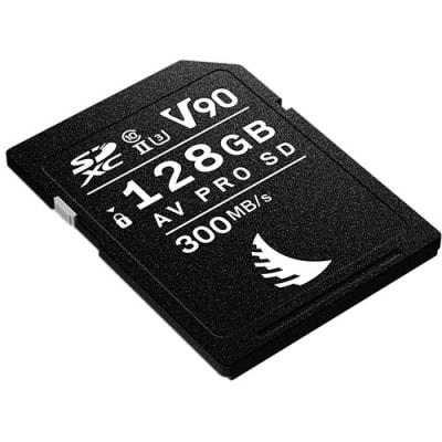 ANGELBIRD 128GB AV PRO MK 2 UHS-II V90 SDXC MEMORY CARD