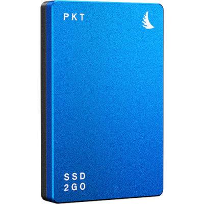 ANGELBIRD 512GB SSD2GO PKT MK2 EXTERNAL SSD (BLUE)