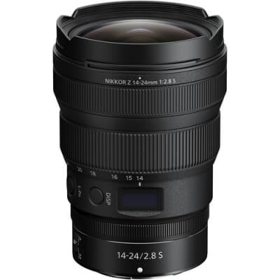 NIKON Z 14-24mm f/2.8 S LENS