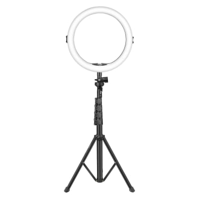 DIGITEK 12 INCHS RING LIGHT LED (DRL 12C) PROFESSIONAL  RING LIGHT WITH TRIPOD STAND