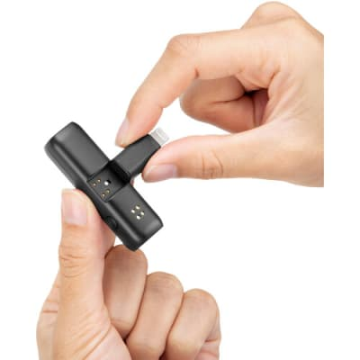 BOYA MICROPHONE BY-WM 3D