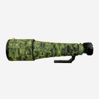 CAM-O-COAT COAT FOR AF-S NIKON 500MM F/4E FL ED VR DARK FORST GREEN (DFG)
