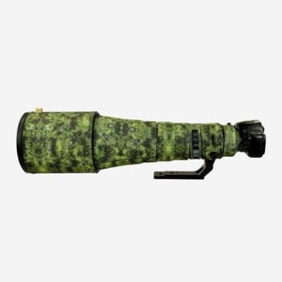 CAM-O-COAT COAT FOR AF-S NIKON 600MM F/4E FL ED VR DARK FORST GREEN (DFG)