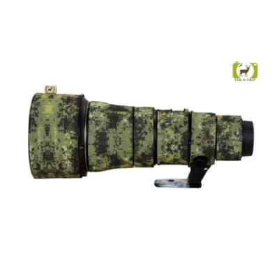 CAM-O-COAT AF-S NIKON 500MM F/5.6E PF ED VR DARK FORST GREEN (DFG)