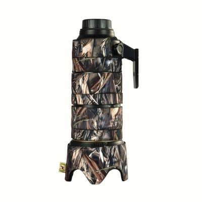 CAM-O-COAT COAT FOR NIKON AF-S NIKON 70-200MM F/2.8G FL ED VR ABSOLUTE INDIAN CAMO (AIC)