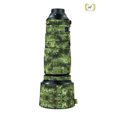 CAM-O-COAT COAT FOR TAMRON SP 150-600MM F/5-6.3 DI VC USD G1 DARK FORST GREEN (DFG)