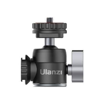 ULANZI 2046 U-60 BALL HEAD WITH COLD SHOE MOUNT