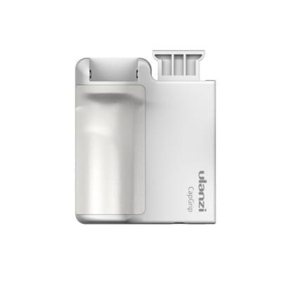 UALNZI 2159 CAPGRIP BLUETOOTH PHONE SHUTTER HAND GRIP / WHITE