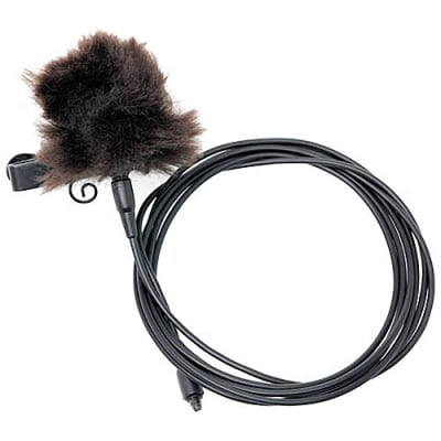 RODE SYNTHETIC MINI FUR WINDSHIELD FOR LAVALIER MICROPHONES (3-PACK)