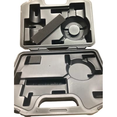 """RODE RC1 HARD PLASTIC CASE - FOR RODE NT2000 SEAMLESSLY VARIABLE DUAL 1"""" CONDENSER MICROPHONE"""