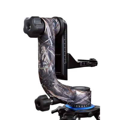 CAM-O-COAT COAT FOR BENRO GH2 GIMBAL HEAD ABSOLUTE INDIAN CAMO (AIC)