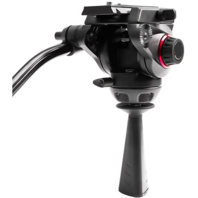 MILIBOO MYT803 FLUID HEAD WITH 75MM BOWL BASE WITH ADVANCED DAMPING