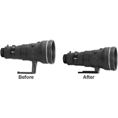 WIMBERLY AP-604 REPLACEMENT FOOT: CANON 400(2.8 IS & IS II) ,600 (F4 IS & IS II)