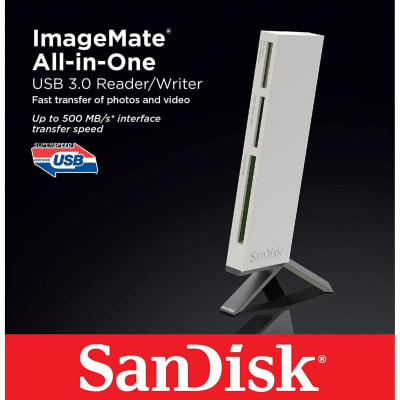 SANDISK ALL IN ONE READERS USB 3.0. TYPE C