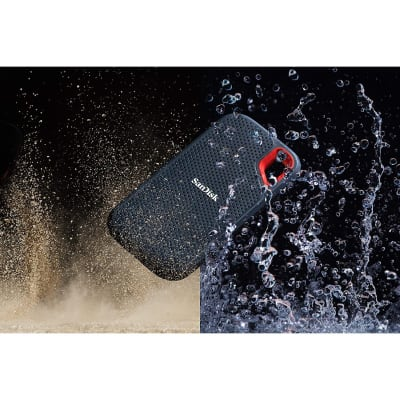 SANDISK 500GB SSD EXTREME PRO PORTABLE 3.0 (SSDE61)