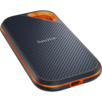 SANDISK 2TB SSD EXTREME PRO PORTABLE 3.1 (SSDE81)