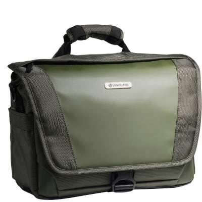 VANGUARD VEO SELECT 33 GR CAMERA MESSENGER BAG (GREEN)