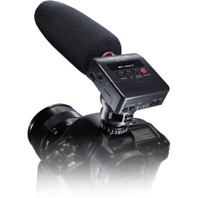 TASCAM DR-10SG CAMERA-MOUNTABLE AUDIO RECORDER WITH SHOTGUN MICROPHONE