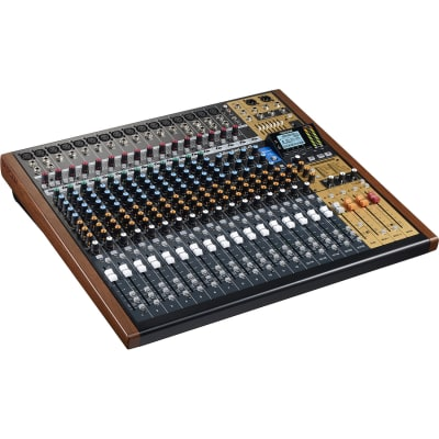 TASCAM MODEL 24 - DIGITAL MIXER, RECORDER, AND USB AUDIO INTERFACE