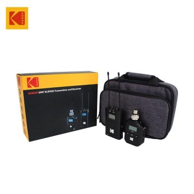 KODAK UHF XLR100 TRANSMITTER AND RECEIVER