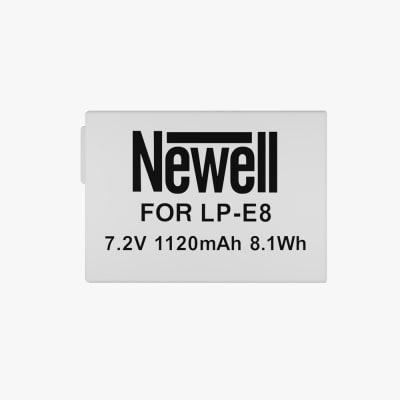 NEWELL LP-E8 BATTERY