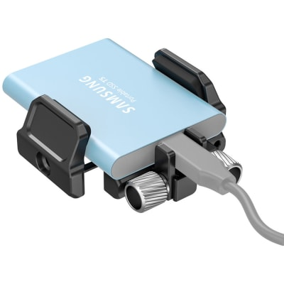 SMALLRIG BSH2343 UNIVERSAL HOLDER FOR EXTERNAL SSD