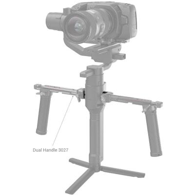 SMALLRIG 3032 NATO RAIL FOR DJI RONIN S/SC
