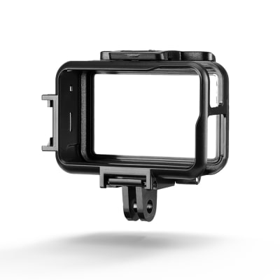 TELESIN OS-FMS-002 MULTI-FUNCTION FRAME WITH VERTICAL AND HORIZONTAL MODES FOR DJI OSMO ACTION