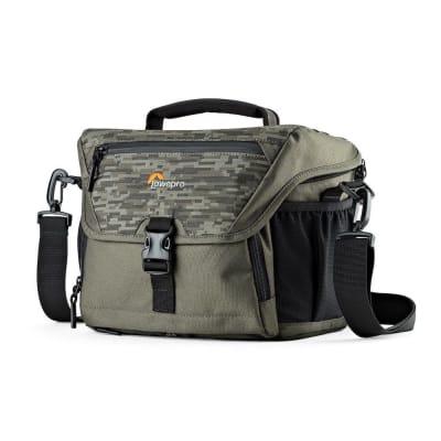 LOWEPRO NOVA 180 AW II MICA/PIXEL CAMO SHOULDER BAG
