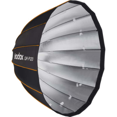 "GODOX P120 PARABOLIC SOFTBOX (47.1"")"