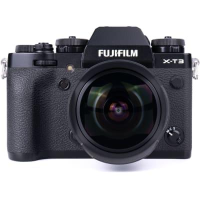 7ARTISANS PHOTOELECTRIC 7.5MM F/2.8 II FISHEYE LENS FOR FUJIFILM X BLACK