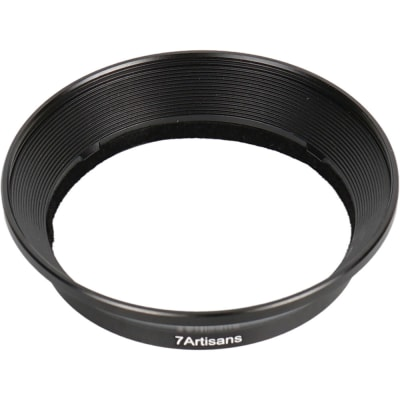 7ARTISANS PHOTOELECTRIC HD-43 LENS HOOD BLACK